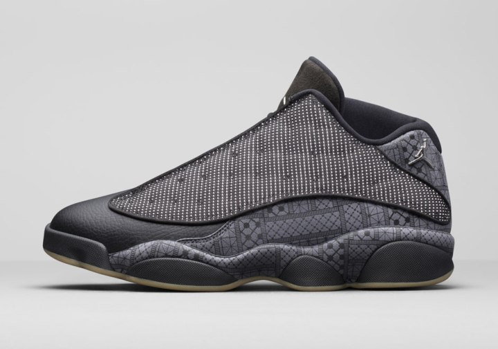 "Air Jordan 13 Low ""Quai 54"""