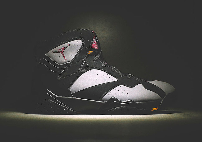 Air Jordan 7 Bordeaux 1