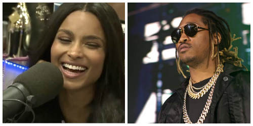 Ciara Claps Back At Future On Twitter