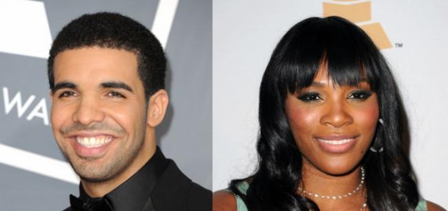 Drake-Serena-Williams