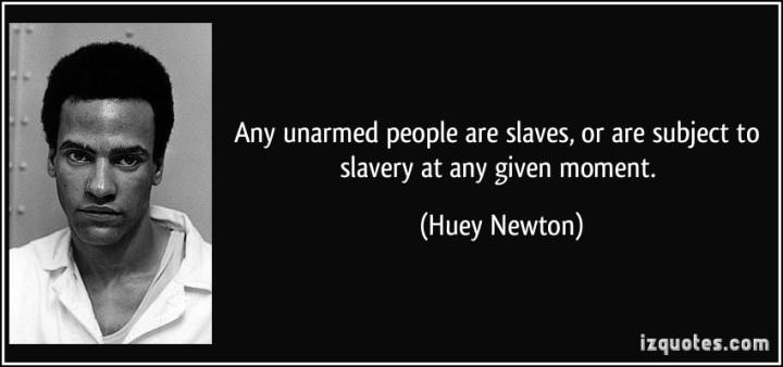huey newton quote