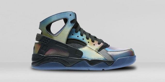 "Nike Air Flight Huarache Premium ""Quai 54″"