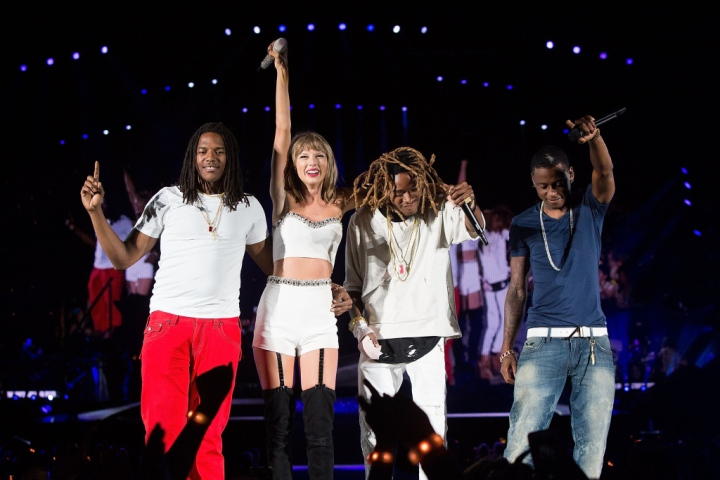 Taylor Swift The 1989 World Tour Live In Seattle